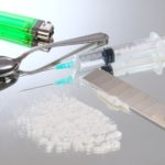 Illegal drugs can be highly addictive.
