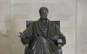 U.S. Supreme Court Statue