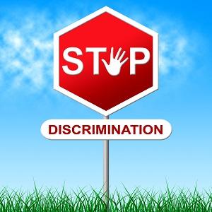 Stop discrimination.